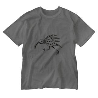 アタカマのフラミンゴ Washed T-Shirt