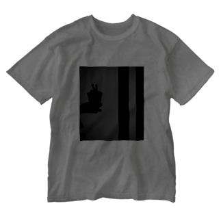 23さい おめでとうTシャツ Washed T-shirts