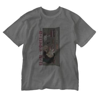 ロッカーの中のロッカー Washed T-shirts