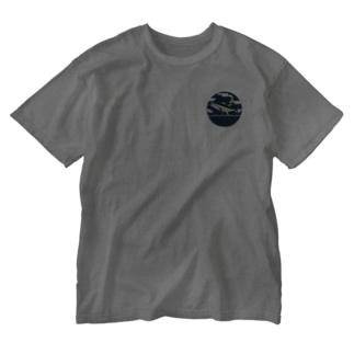 Yellow Fin Tuna. Washed T-shirts