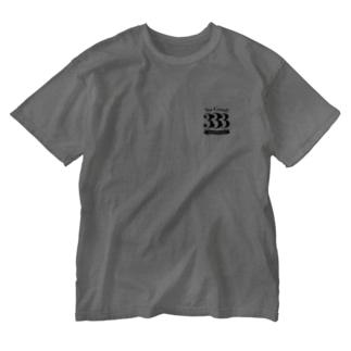 スズキ広務店の新型コロナ対策 3密グッズ DタイプS Washed T-shirts