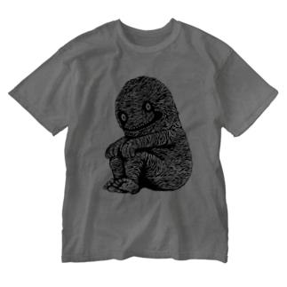 "Dark blanco ""Monster 15"" Washed T-shirts"