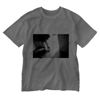 きみの帰りを待つ_02 Washed T-shirts