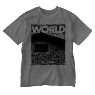 FUZZAGE. No.12 Washed T-shirts