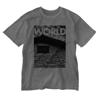 FUZZAGE™ (ファズエイジ)のFUZZAGE. No.12 Washed T-shirts