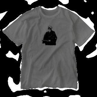 嘉平のTHE AIKIDO Washed T-shirts