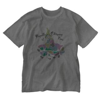 からふるプペル Washed T-shirts