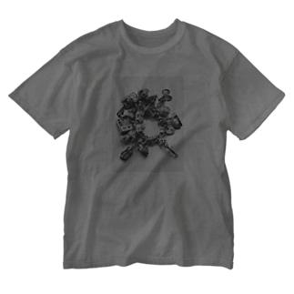 豪華なブレスレット Washed T-shirts