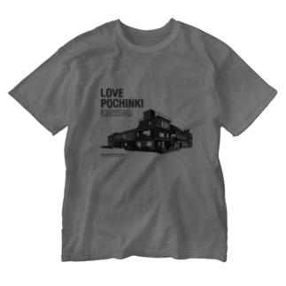 monopochi_07 Washed T-shirts