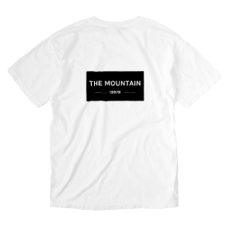 THE MOUNTAIN 1997R Washed T-shirts