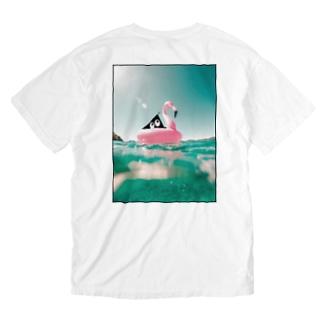 エンジョイサマー'19 Washed T-shirts