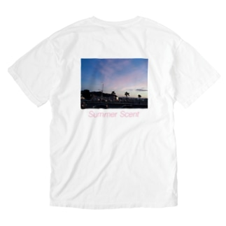 Summer Scent Washed T-shirts