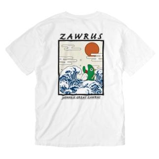 JAP-ZAW Washed T-shirts