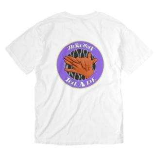 WEREWOLF Washed T-shirts