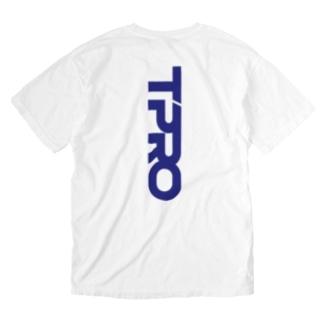 T PRO OFFICIAL Washed T-shirts