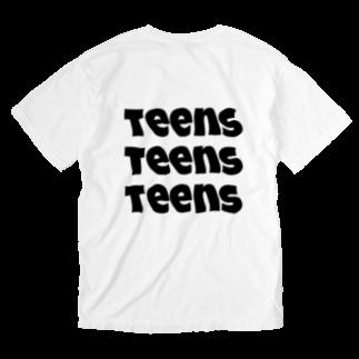 teensの teens Washed T-shirts