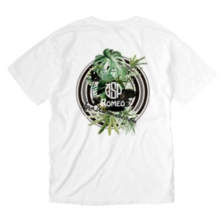 Romeo greenrogo Washed T-shirts