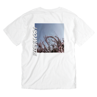 i SO WASTEのi SO WASTE Tee Washed T-shirtsの裏面