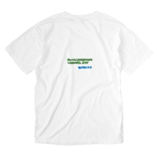 メカニトリの言葉達第一段 Washed T-shirts