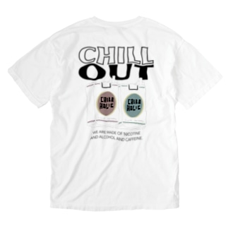 Chill Out Washed T-shirts