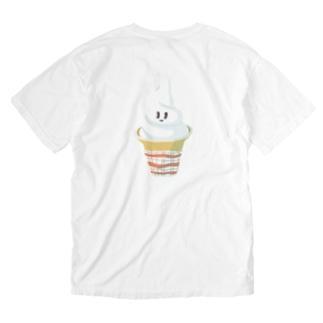 愛すT Washed T-shirts