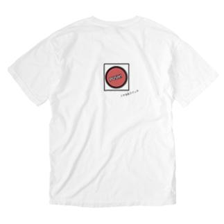 やる気スイッチ Washed T-shirts