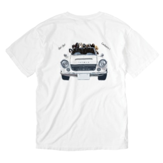Go!Go!Cockers2020 Washed T-shirts