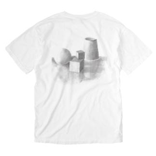 素描 Washed T-Shirt