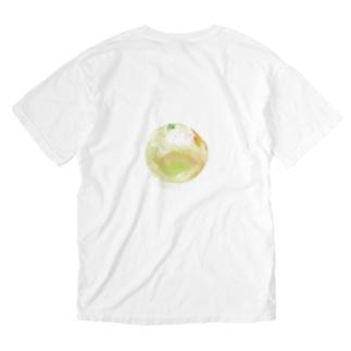 湘南ゴールド Washed T-shirts