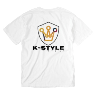 K-STYLE Washed T-shirts