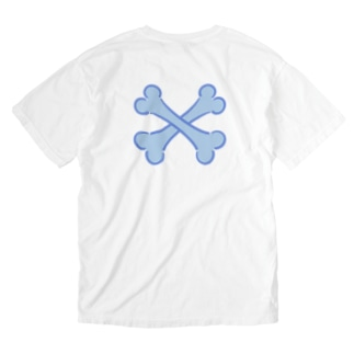 ポップなぼーん Washed T-shirts