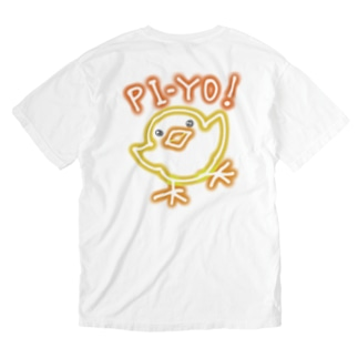 PI-YO!2 Washed T-Shirt