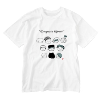 kaotakusan Washed T-shirts