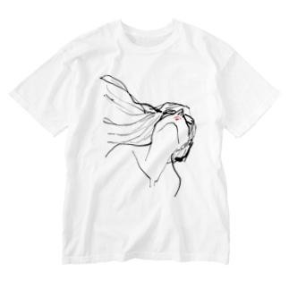 Chin up Washed T-shirts