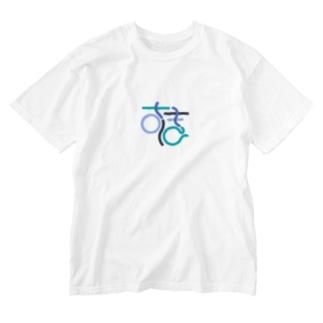 すき Washed T-shirts