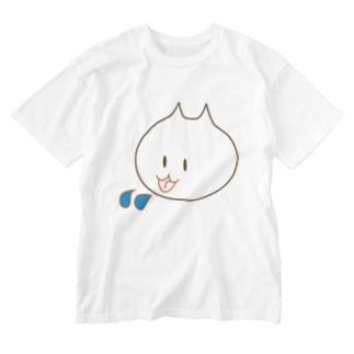 ぺっぺ Washed T-shirts