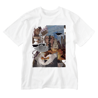aterm_1080p_garagesale.co.jpの萬有愛護 Washed T-shirts