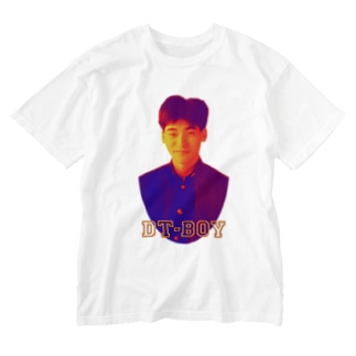 DT-BOY Washed T-shirts
