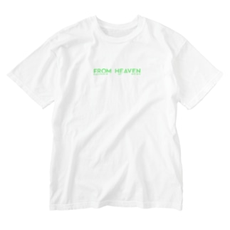 From Heaven Washed T-shirts