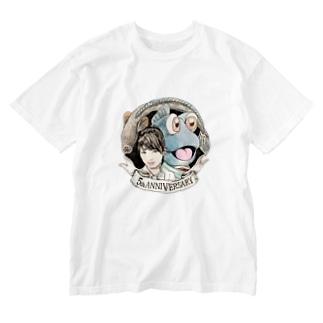 ガタリナ結成5周年 Washed T-shirts
