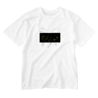 Cross Washed T-shirts