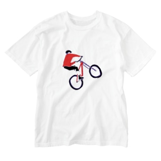 MTBデザイン「RIDE」 Washed T-shirts