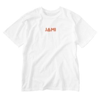 売名シリーズ Washed T-shirts
