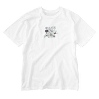 ダーデンネール Washed T-shirts