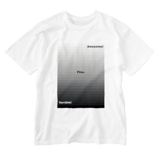 最近調子どうよ? Washed T-shirts