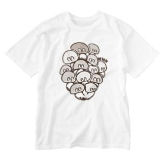 集団KNK Washed T-shirts