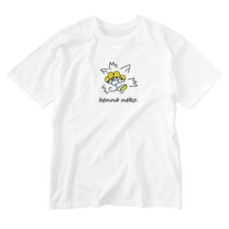 henna neko. Washed T-shirts