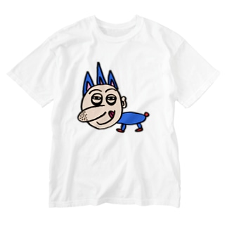 とてもいい感じの犬? Washed T-shirts