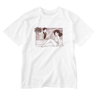 星屑バーDreamer Washed T-shirts