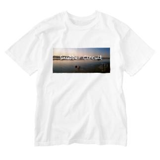 スナバ回路 Washed T-shirts